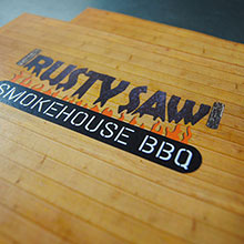 Rusty Saw Smokehouse