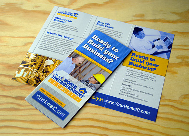 Your Home Improvement Community Brochure
