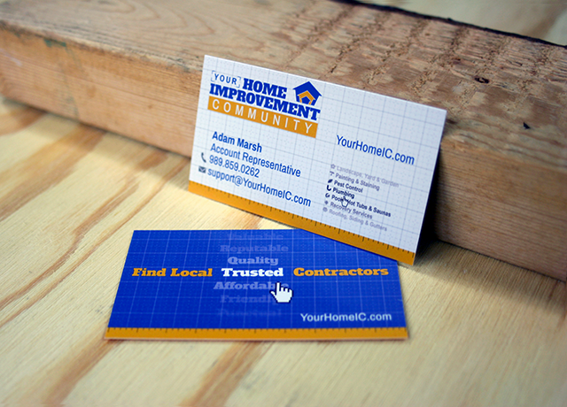 Your Home Improvement Community Business Card